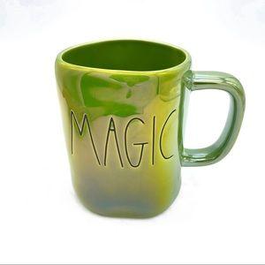 RAE DUNN 'MAGIC' Iridescent Ceramic Mug